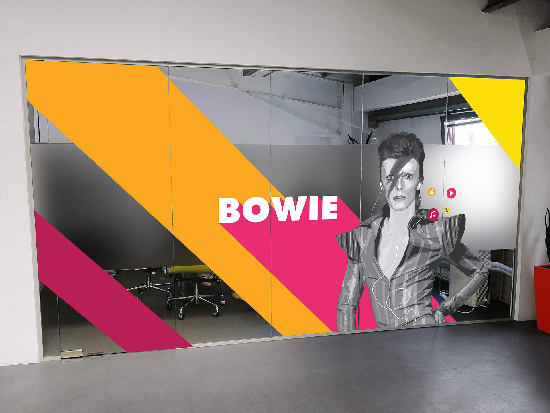 Passion Digital - Bowie Room